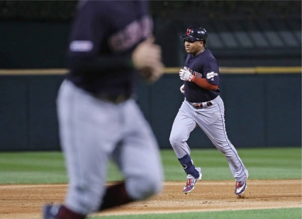 Ramirez's Return Sparks Tribe's Rout of Sox; Indians 11, White Sox 0