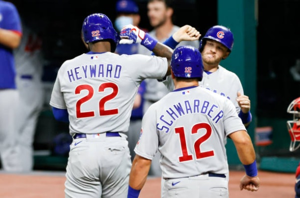 Cubs Rout Tribe to Spoil Tito's Return; Cubs 7, Indians 1