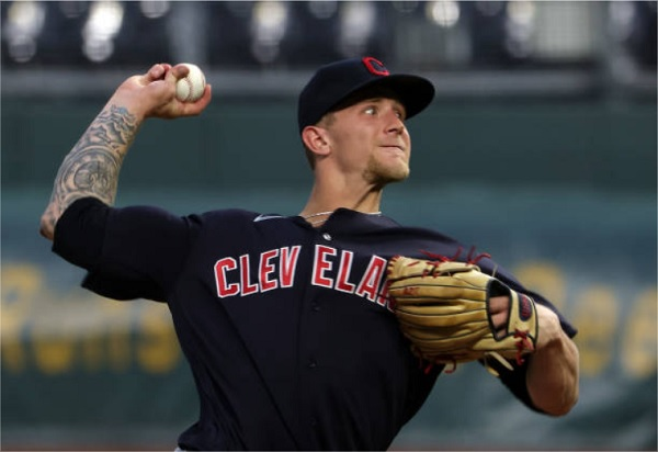 Plesac Picks Up Where He Left Off as Tribe Rolls Past KC; Indians 10, Royals 1