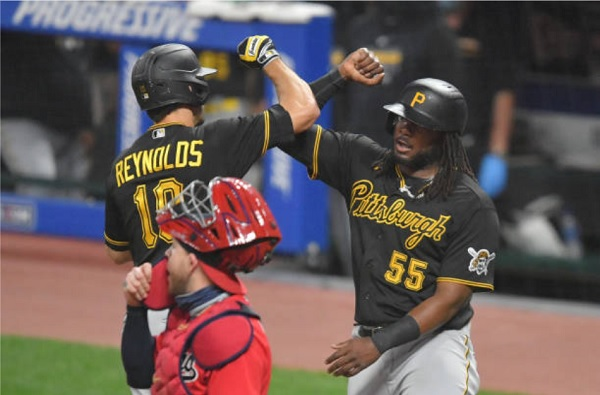 Playoff Picture Becoming Clearer as Tribe Blanked by Bucs; Pirates 8, Indians 0