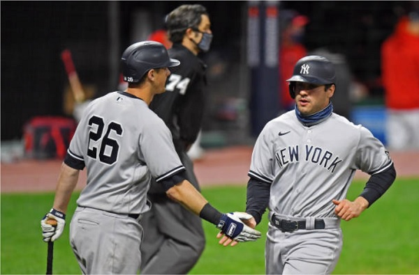 Yankees Hand Tribe a Postseason Exit; Yankees 10, Indians 9