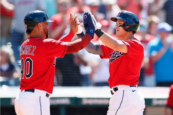 Bats Power Tribe to Four-Game Sweep of Orioles; CLE 10, BAL 3